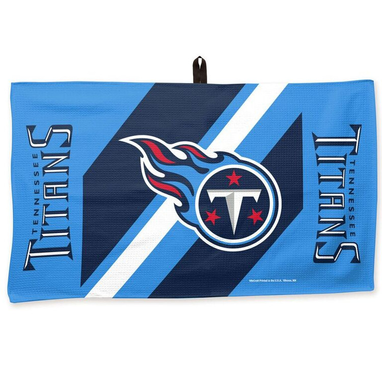 Master NFL Bowling Towel Tennessee Titans