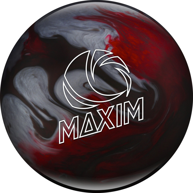 Ebonite Maxim Bowling Ball Captain Odyssey