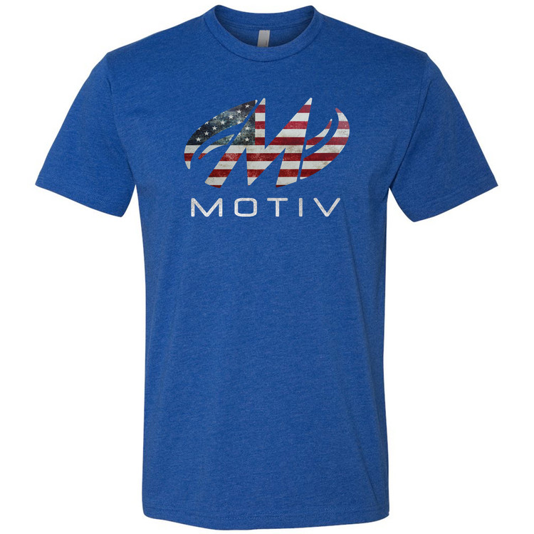 Motiv Patriot Mens Tee