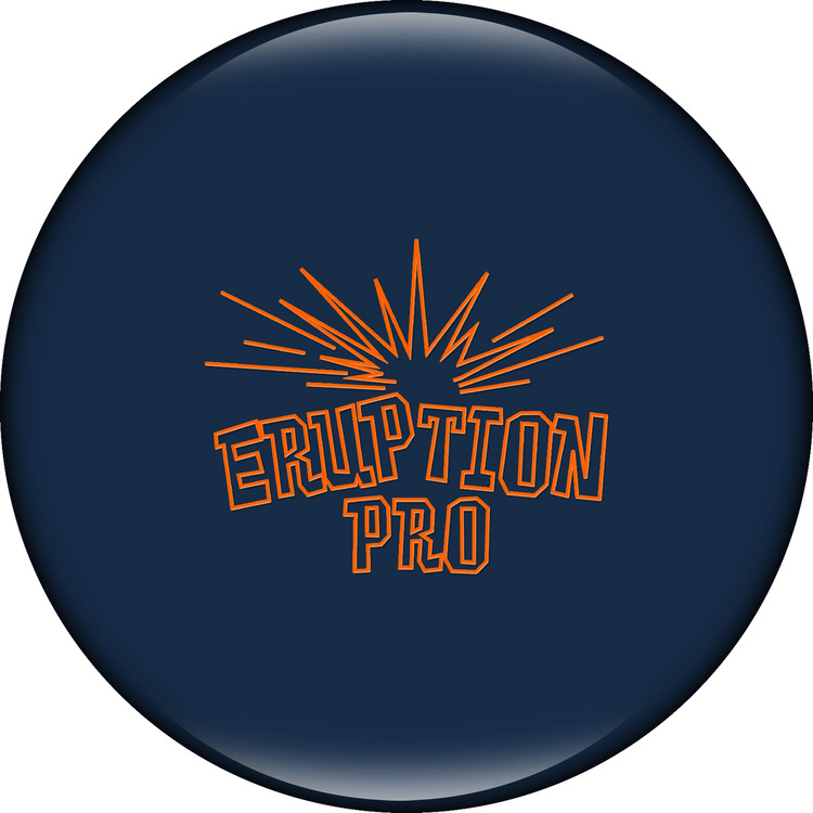 Eruption Pro Blue Front View