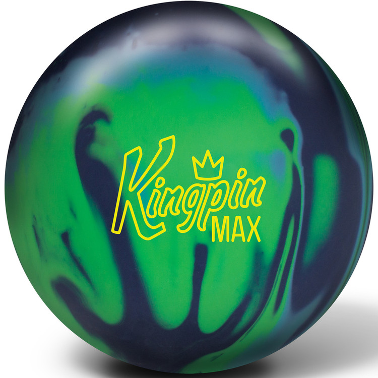 Brunswick Kingpin Max Front View