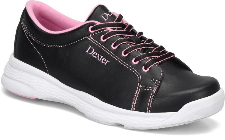 Dexter Raquel V Womens Bowling Shoes Black Pink