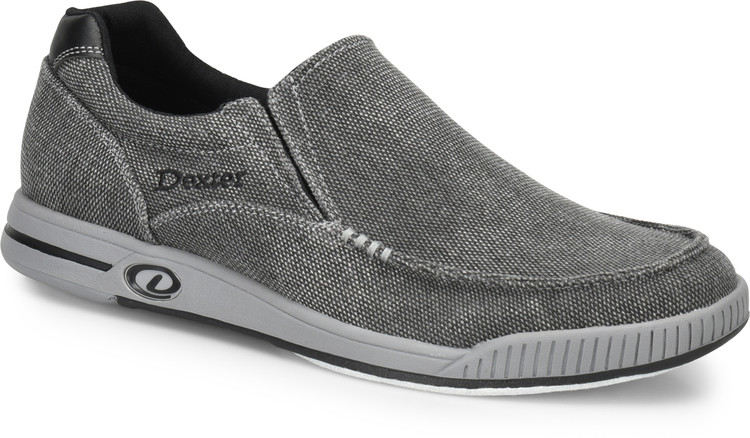 Dexter Kam Mens Bowling Shoes Grey