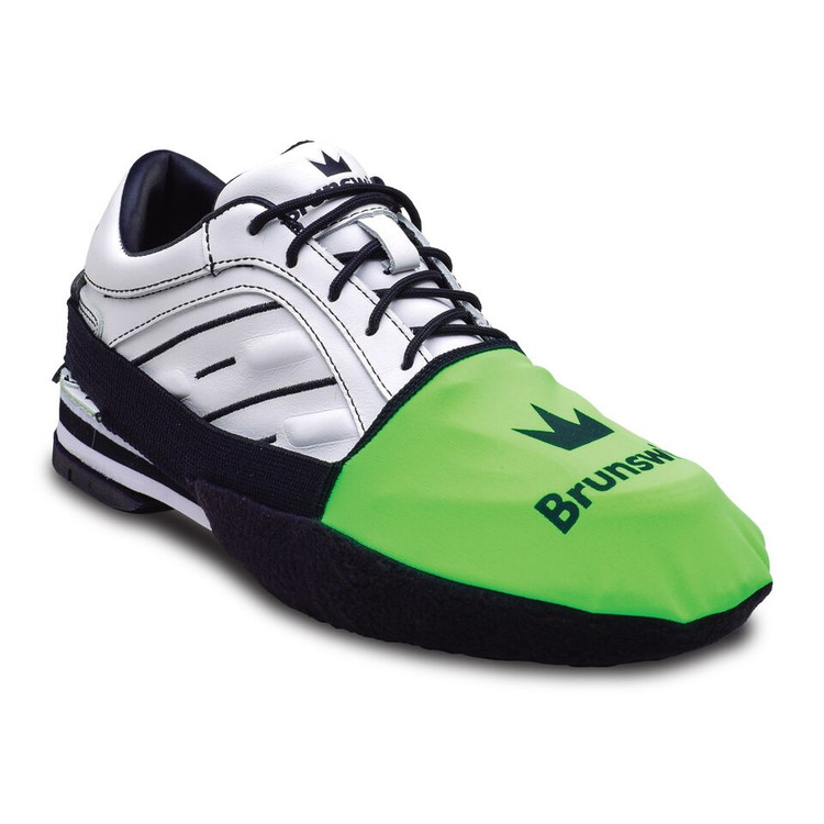 Brunswick Shoe Slider Neon Green