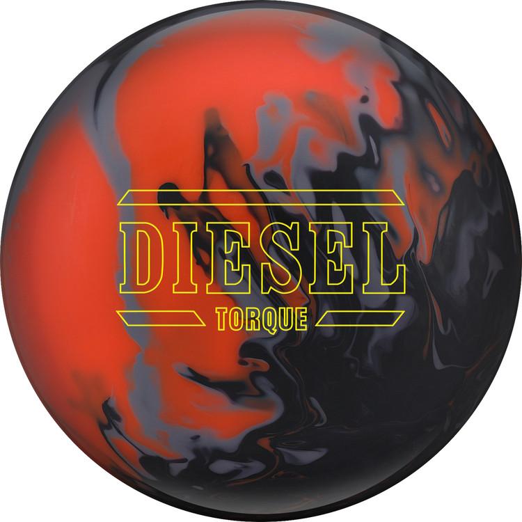 Diesel Torque front view