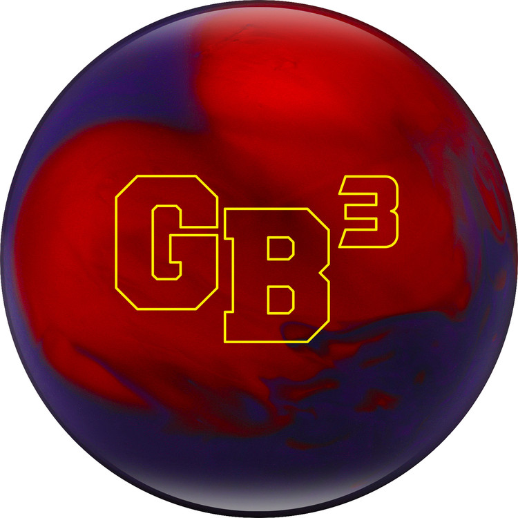 Ebonite GB3 Pearl Front View