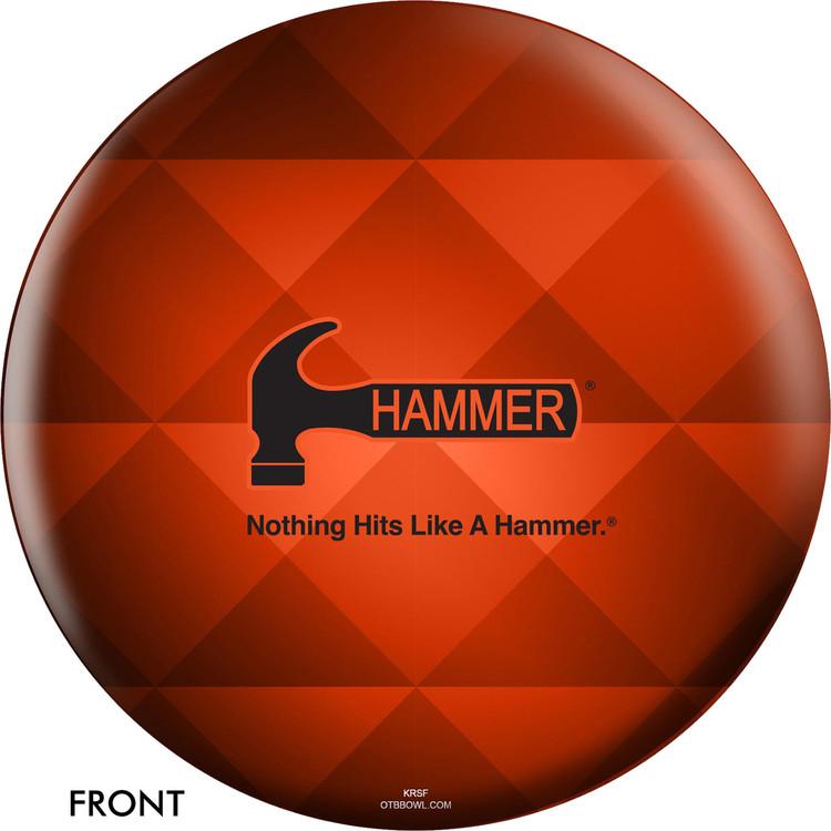 Hammer Triad Polyester Bowling Ball