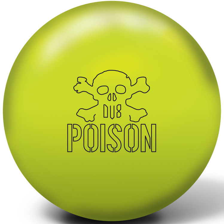 DV8 Poison front view
