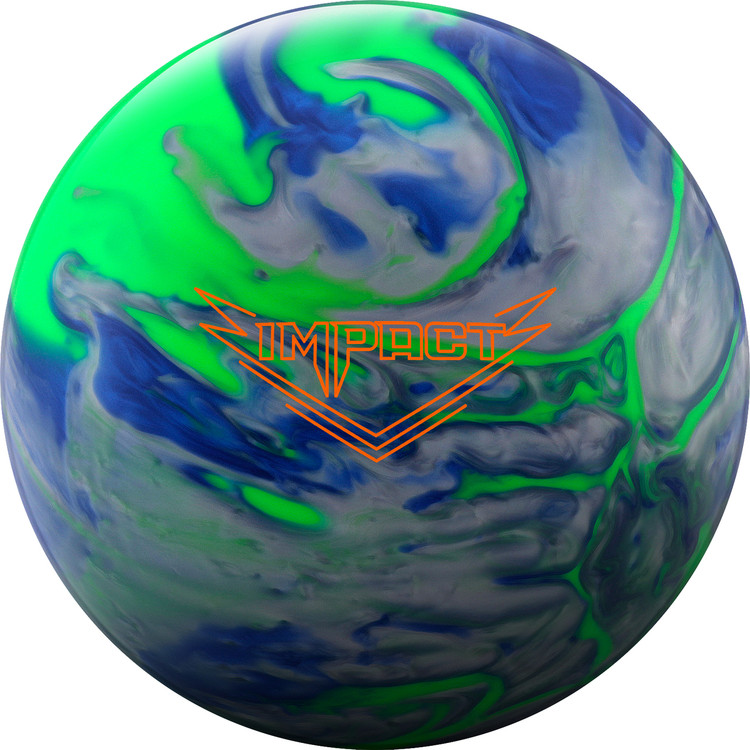 Ebonite Impact Front View