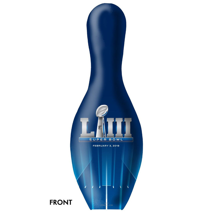 OTB NFL Patriots 2019 Super Bowl Bowling Pin