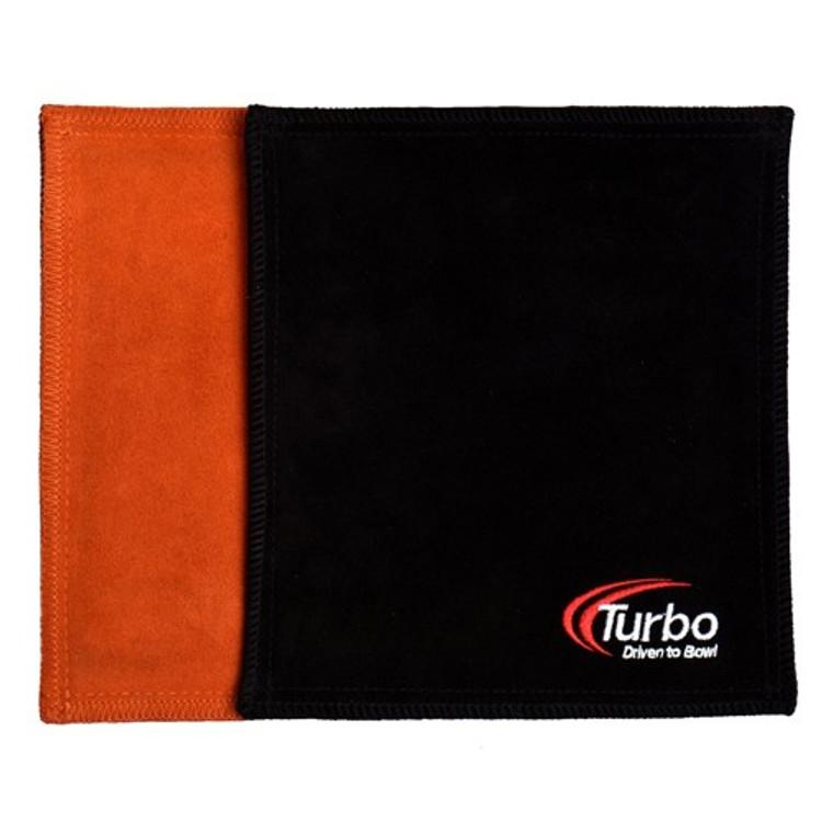 Turbo Dry Towel Orange/Black