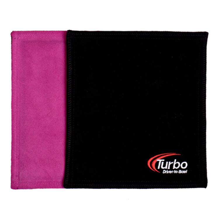 Turbo Dry Towel Pink/Black