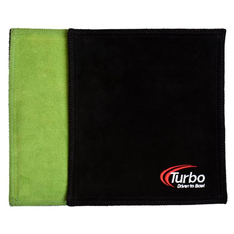 Turbo Dry Towel Lime/Black