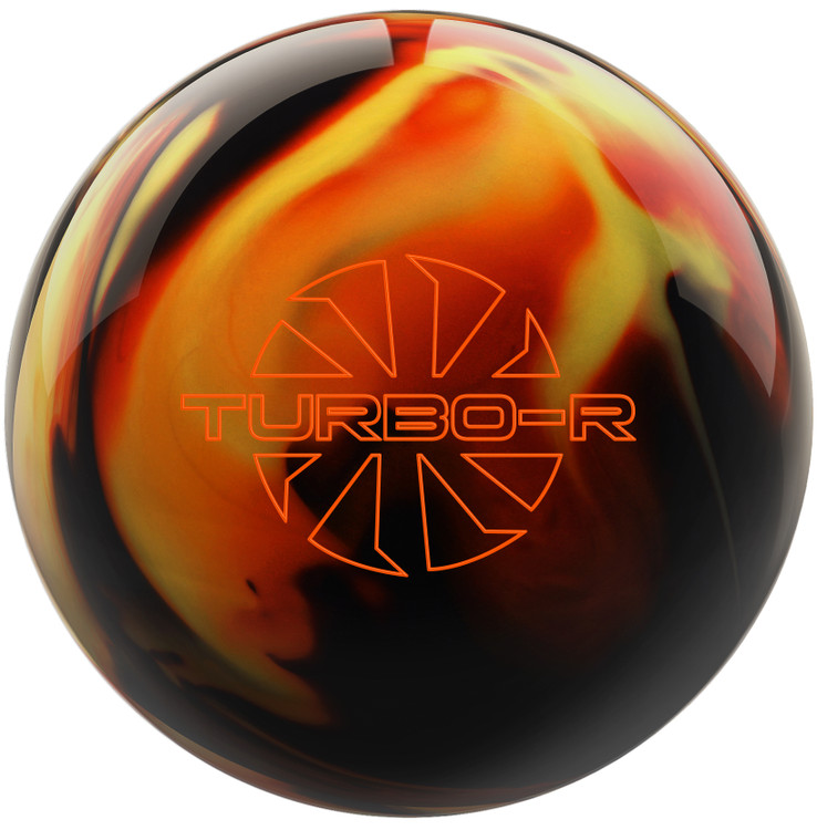 Turbo-R Bowling Ball front view