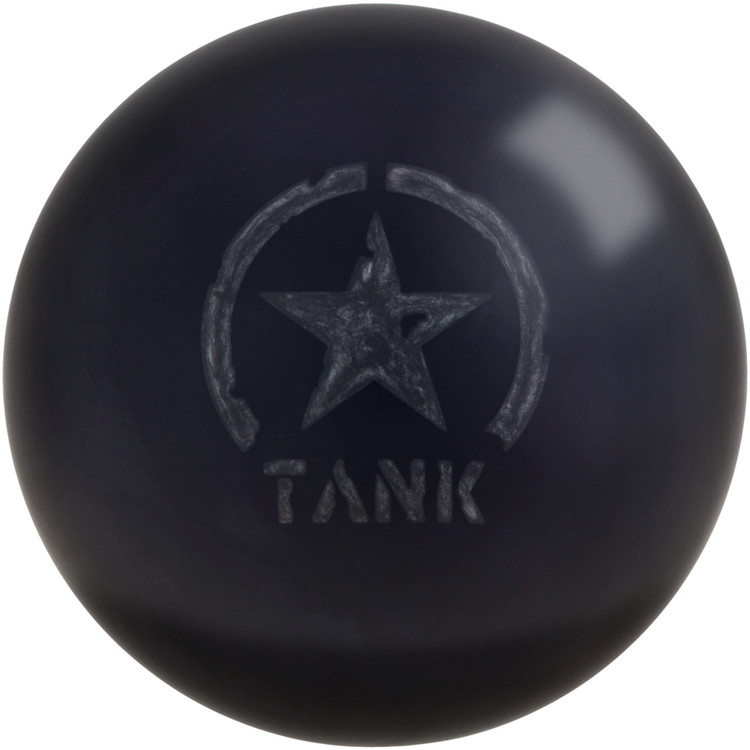 Motiv Covert Tank Bowling Ball Front View