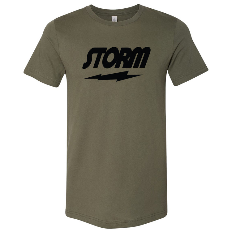 Storm Classic Military Green Mens Tee