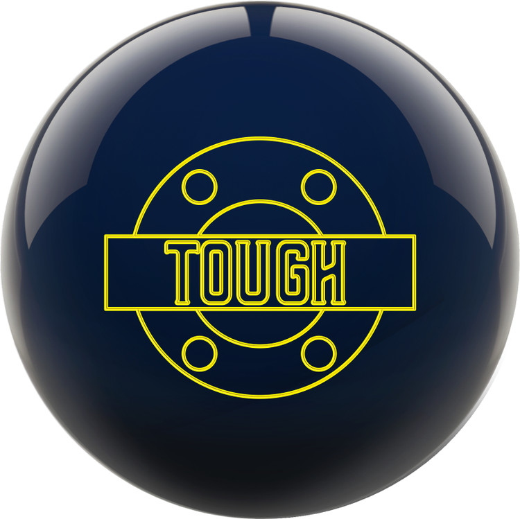 Hammer Tough Bowling Ball Front View
