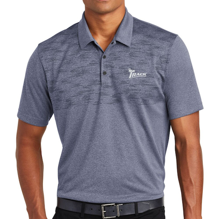 Track Gravitate Performance Mens Polo