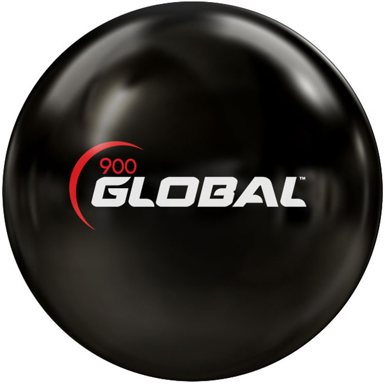 900 Global Poly Bowling Ball Front View