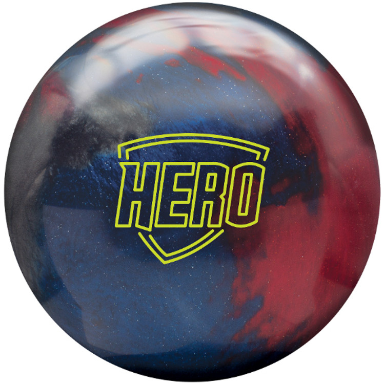 Brunswick Hero Bowling Ball Front View
