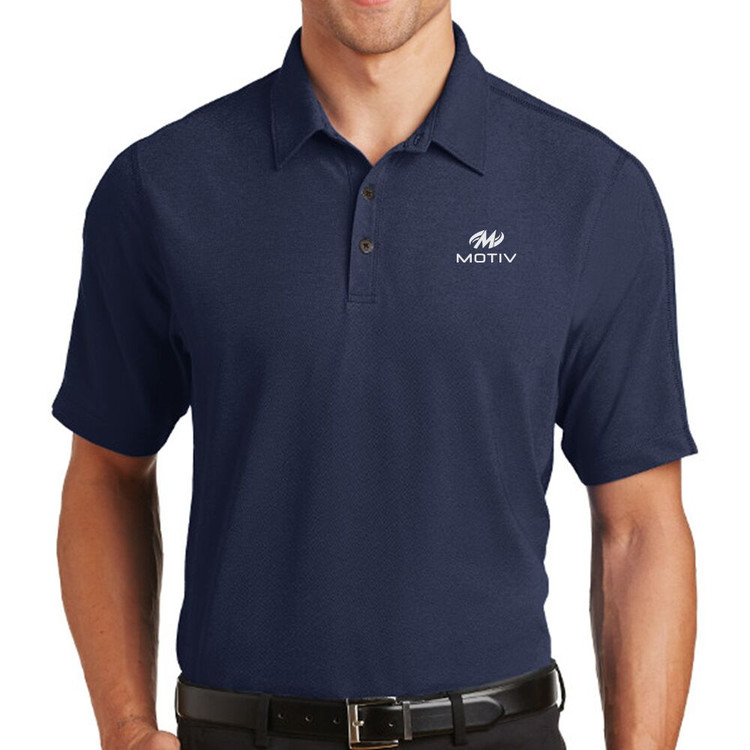 Motiv Onyx Performance Mens Polo