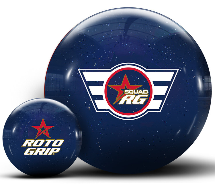 Roto Grip Squad RG Clear Poly Bowling Ball