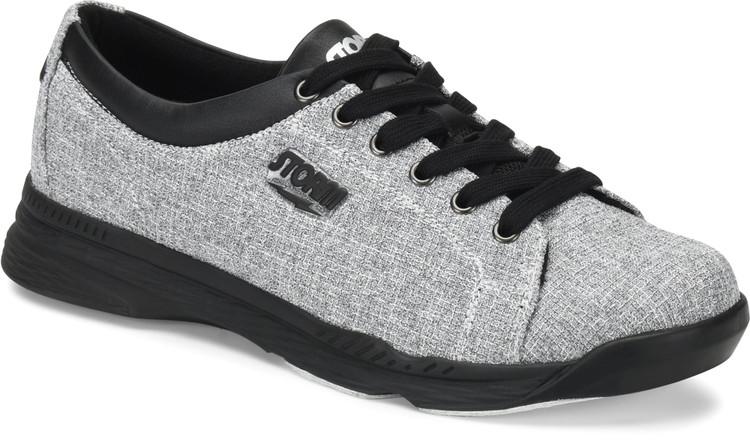 Storm Bill Men's Bowling Shoes Grey Twill