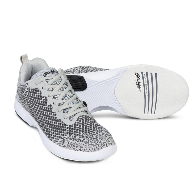 KR Strikeforce Aviator Mens Bowling Shoes Grey