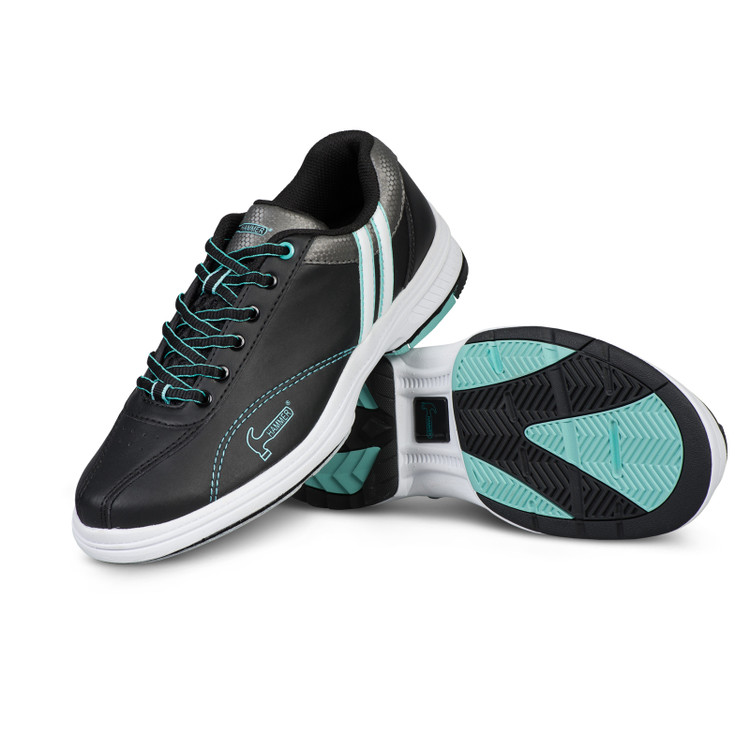 Hammer Vixen Women's Performance Bowling Shoes Black Mint