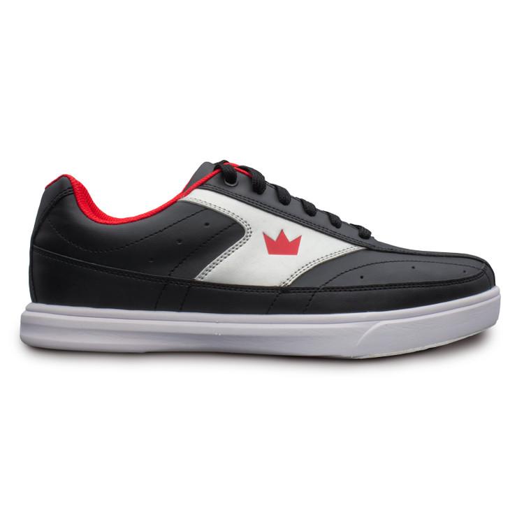Brunswick Renegade Bowling Shoes Black Red