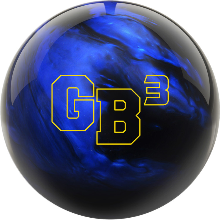 Ebonite GB3 Bowling Ball Front View