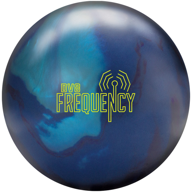DV8 Frequency Bowling Ball