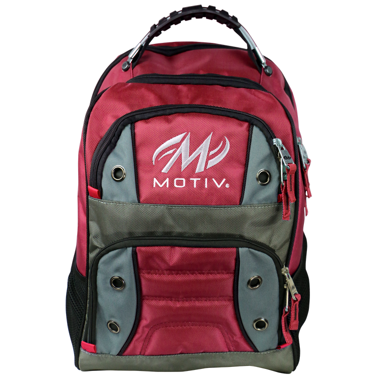 Motiv Intrepid Backpack Red