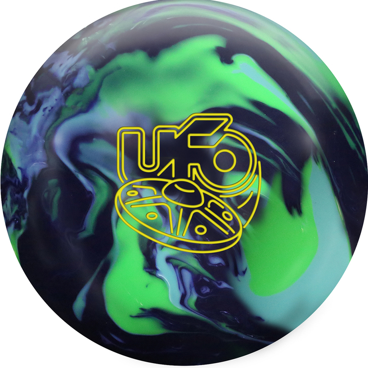 Roto Grip UFO Bowling Ball Front View
