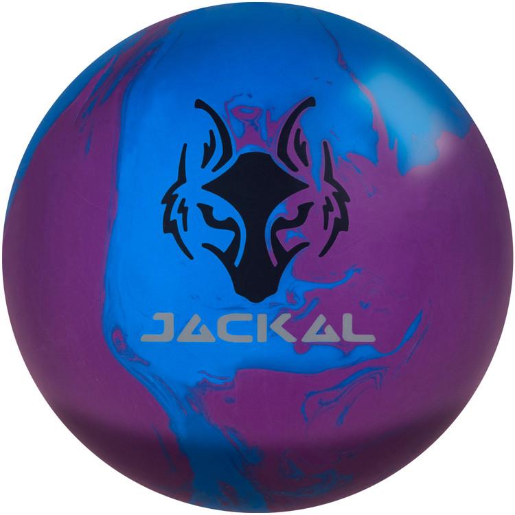 Motiv Alpha Jackal Bowling Ball Front View
