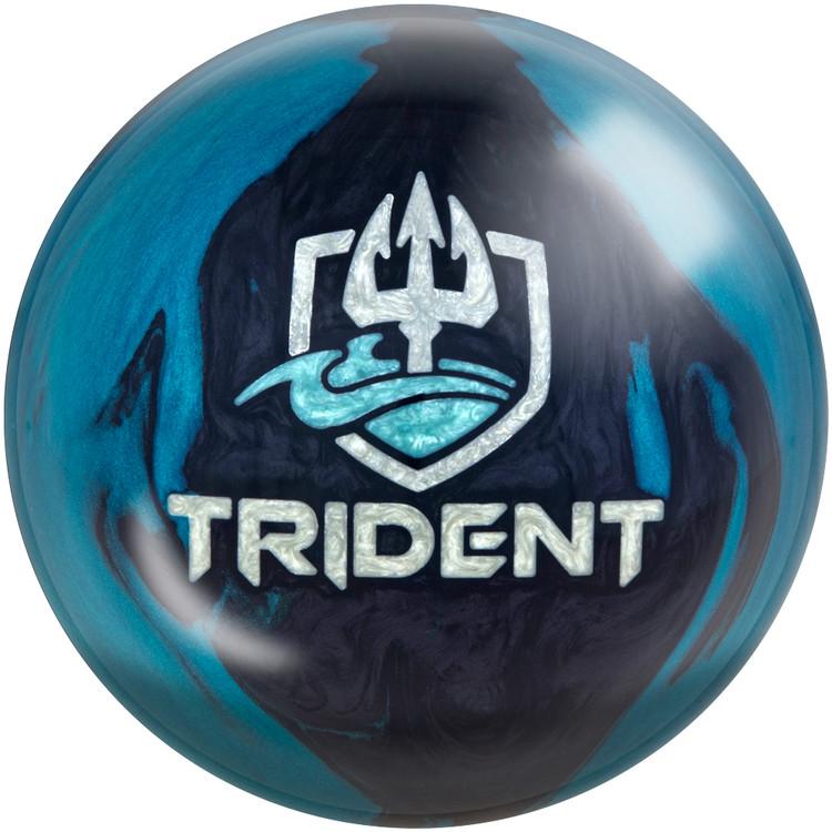 Motiv Trident Nemesis Bowling Ball Front View