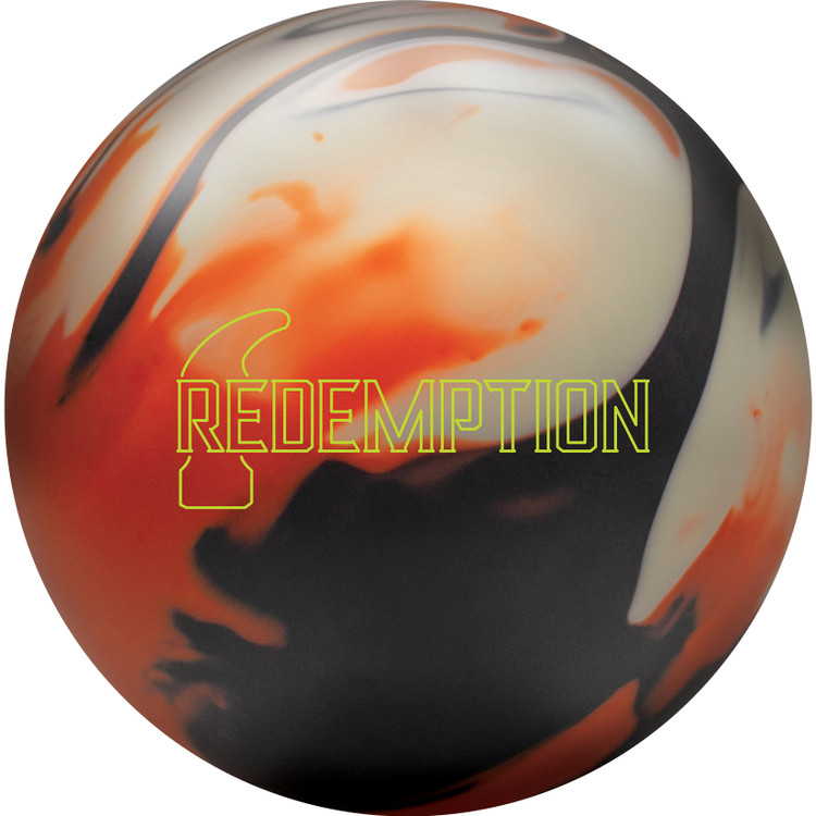 Hammer Redemption Solid Bowling Ball Front View