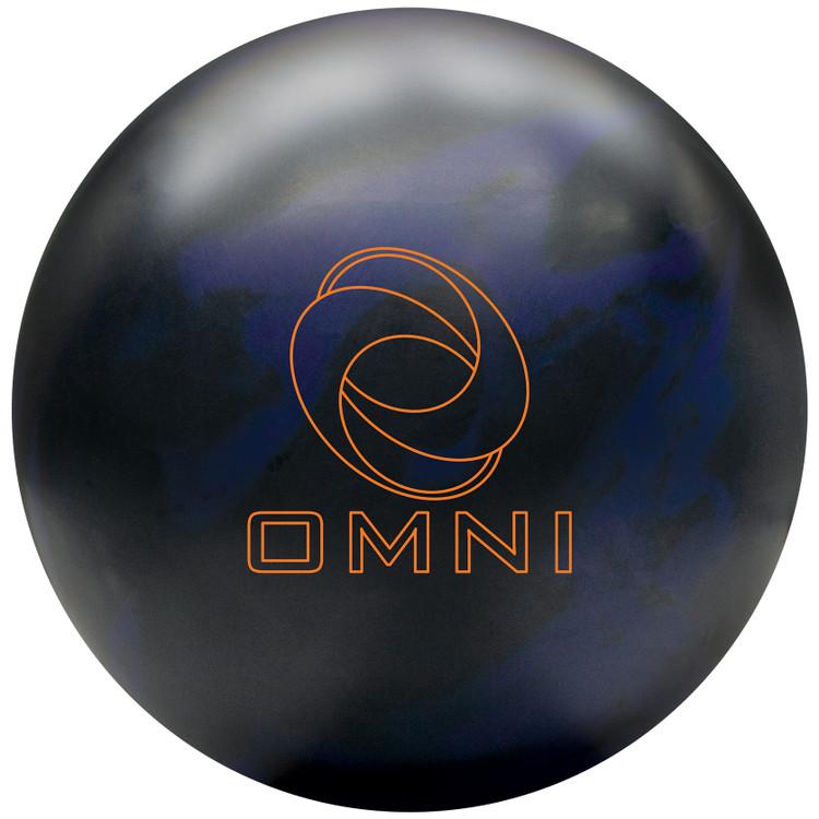 Ebonite Omni Bowling Ball Front View
