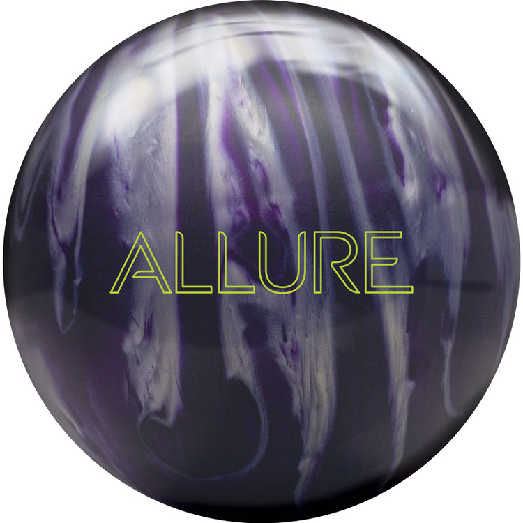 Ebonite Allure Bowling Ball Front View