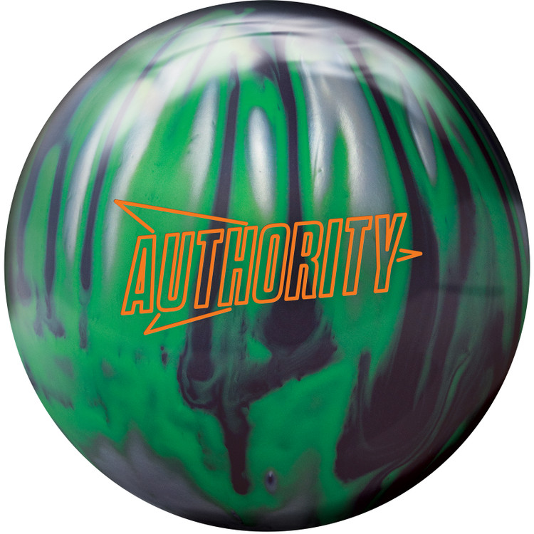 Columbia 300 Authority Bowling Ball Front View