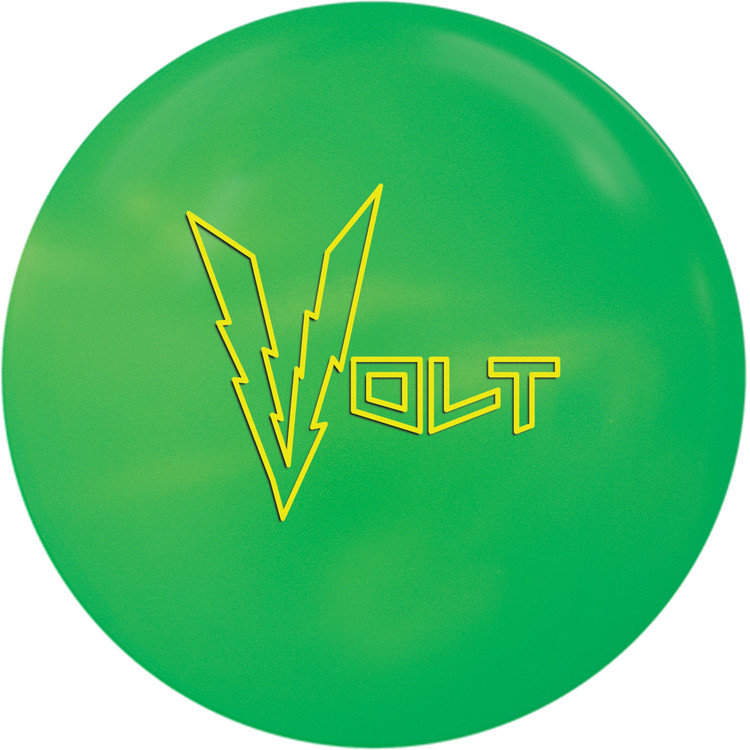 900 Global Volt Solid Bowling Ball Front View