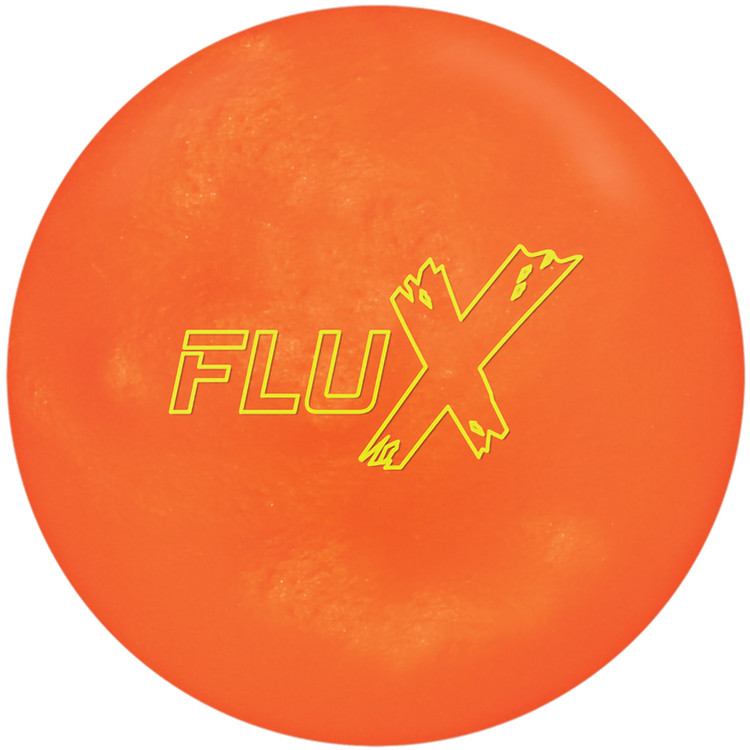 900 Global Flux Pearl Bowling Ball Front View
