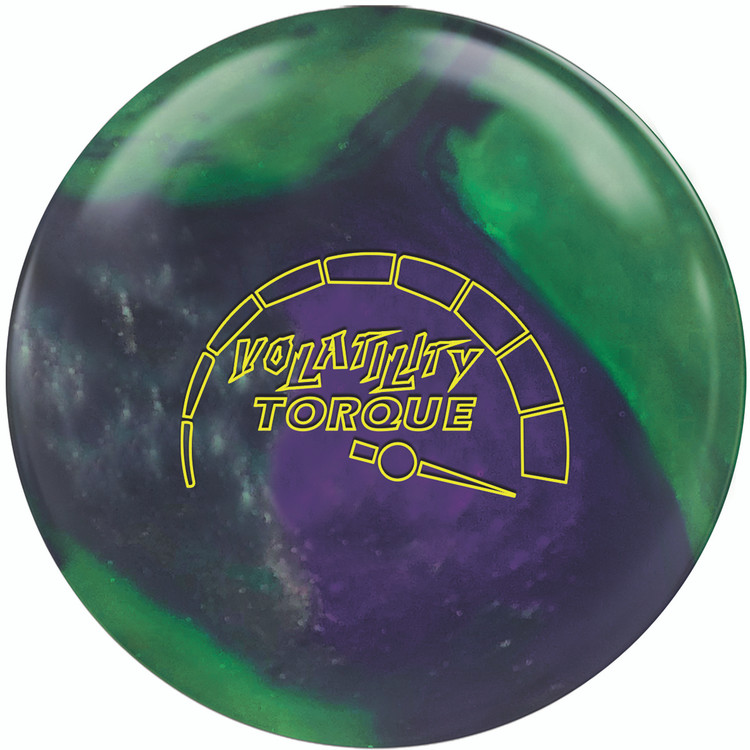 900 Global Volatility Torque Bowling Ball Front View