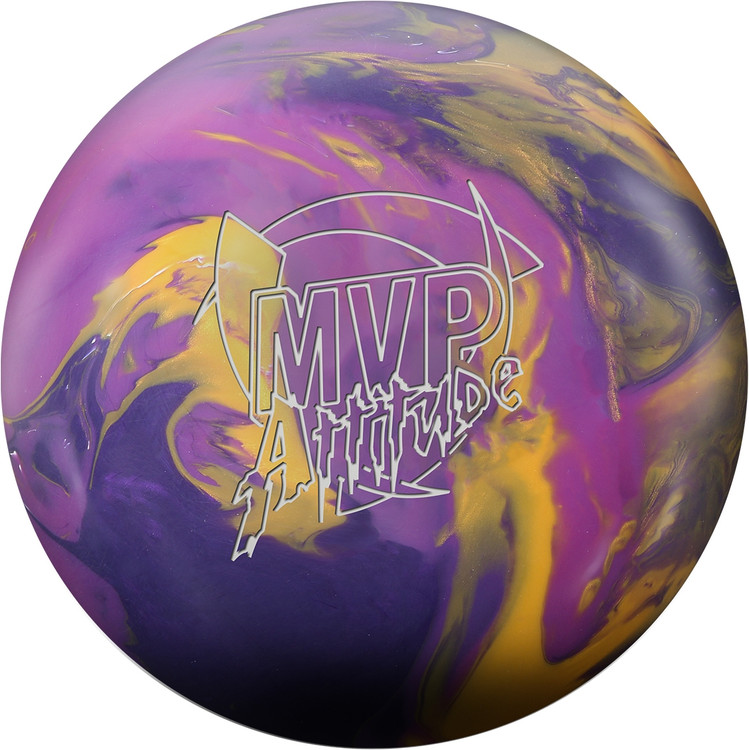 Roto Grip MVP Attitude Bowling Ball Front View