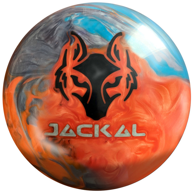 Motiv Jackal Flash Bowling Ball Front View