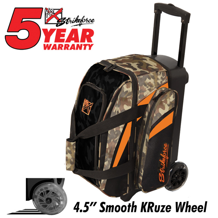 Cruiser Smooth 2 Ball Double Roller Bowling Camo