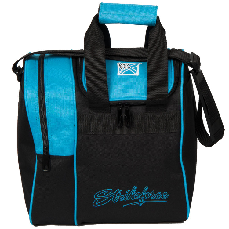 KR Rook Single Tote Bowling Bag Aqua