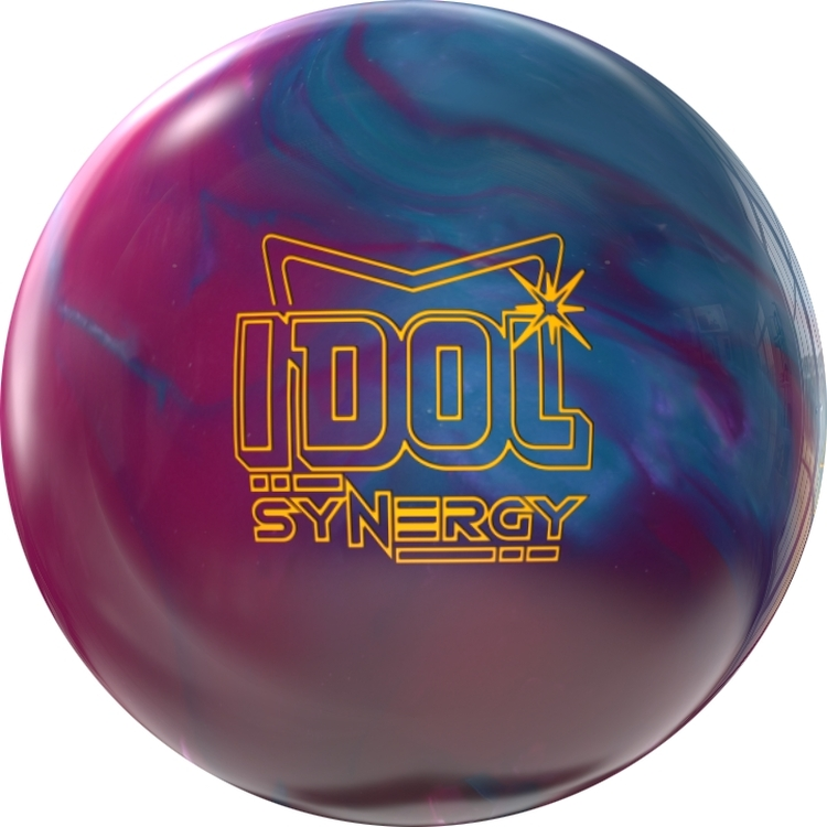 Roto Grip Idol Synergy Bowling Ball Front View