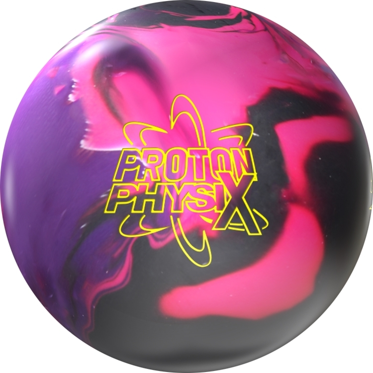 Storm Proton PhysiX Bowling Ball Front View