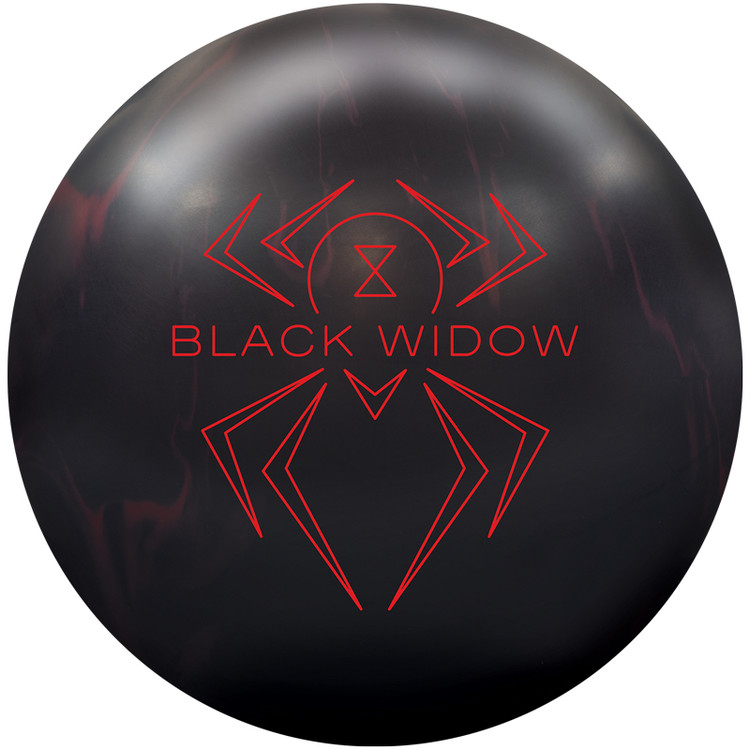 Hammer Black Widow 2.0 Bowling Ball Front View